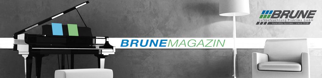 BRUNE Magazin