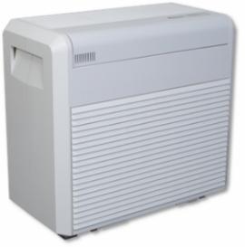 BRUNE Luftreiniger Defensor PH28 inklusive Silberionisierung und Sommer-Filterset
