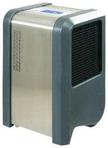 Brune Luftentfeuchter Dehumid HP 50 für Baustelle, Wohnbereich, Keller, Museum, Archiv und Garage