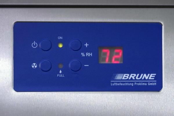 Luftentfeuchter Dehumid HP 50 Bedienung