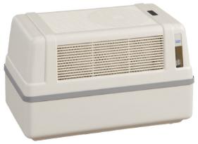 Luftbefeuchter Brune B 120 Wohnbereich