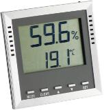 Thermo-Hygrometer 9026 zum Aufstellen oder Anhängen