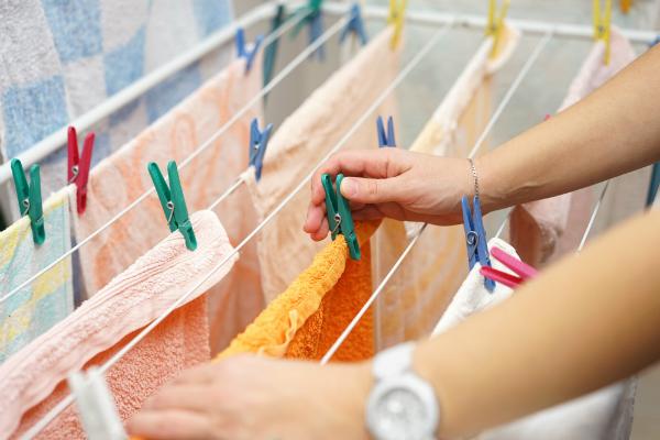 Wäsche trocknen im Keller - BRUNE Magazin
