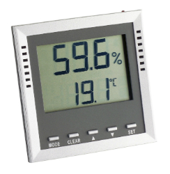 digitales-thermo-hygrometer