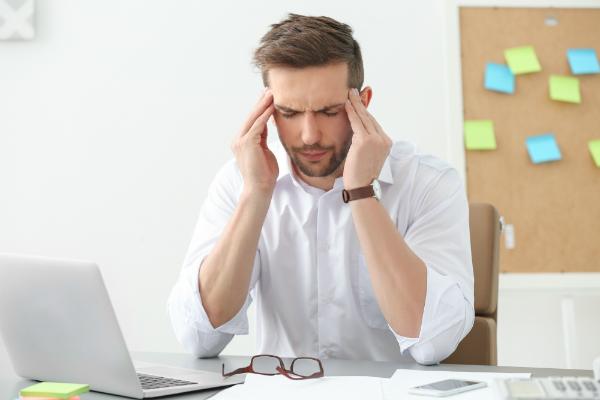 Sick-Building-Syndrom Kopfschmerzen