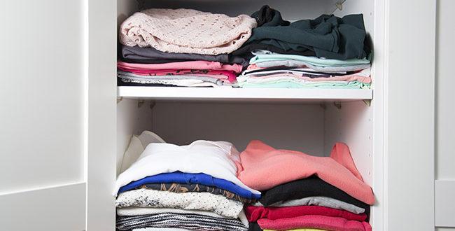 Feuchtigkeit im Kleiderschrank