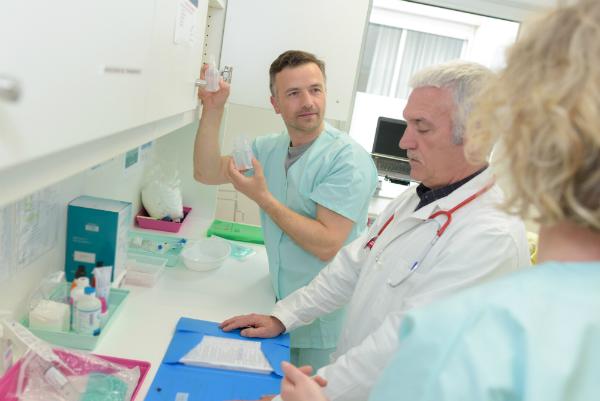 Auch in Laboren ist eine verbesserte Luftqualitaet sinnvoll