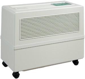 Luftbefeuchter B 500 Professional Betriebsgeraeusch 32-44 dBA (je nach Geblaesestufe)