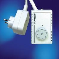 Hygrostat fuer Luftbefeuchter zur Wandbefestigung Messgeraet zur Feuchtesteuerung