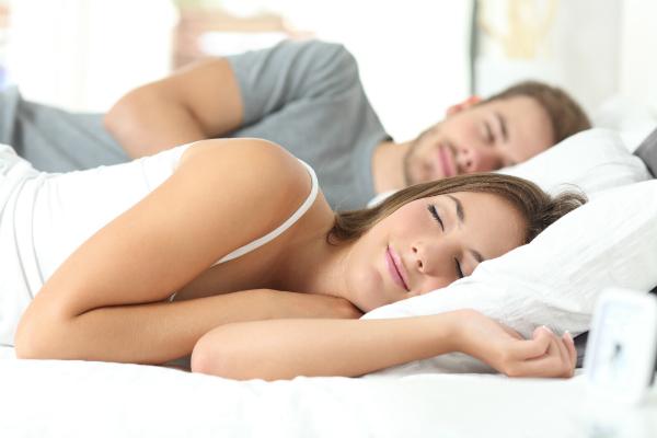 Leiser Luftbefeuchter im Schlafzimmer