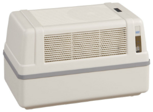 Luftbefeuchter B 120 Betriebsgeraeusch 34 dBA