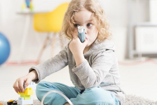 Auch viele Kinder erkranken an Asthma