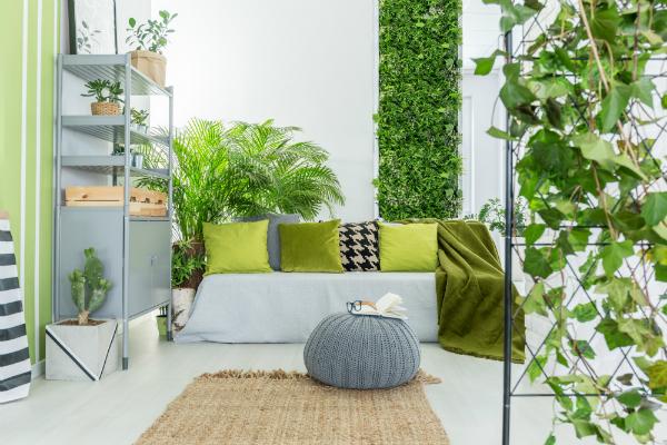 Botanisches Wohnzimmer