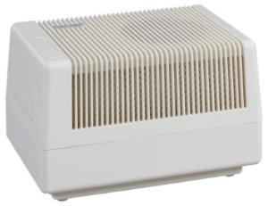 Optimale Luftfeuchtigkeit in Wohnraeumen mit dem Brune Luftbefeuchter B 125