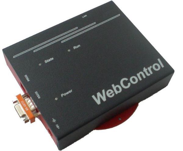 WebControl Ethernet-Modul