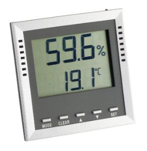 Thermo-Hygrometer 9026 fuer Weinkeller