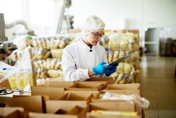 Lagerung von Lebensmitteln