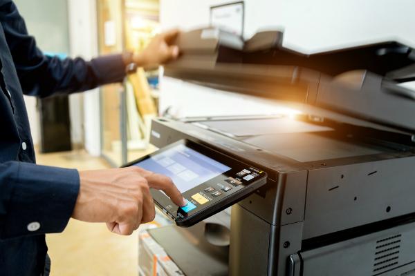 Laserdrucker als Feinstaubquelle im Buero