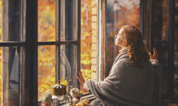 Lueften im Herbst