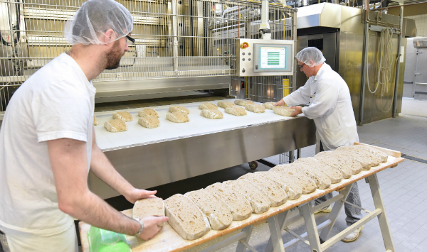 Die Lebensmittelindustrie