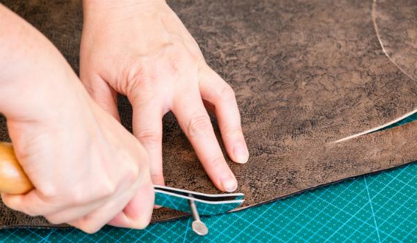 Die Lederverarbeitung