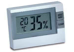 Thermo-Hygrometer 9025
