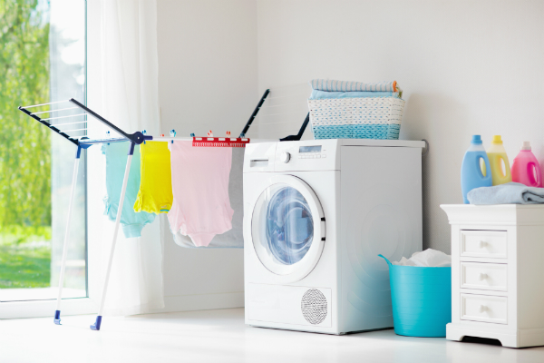Waschkueche lueften