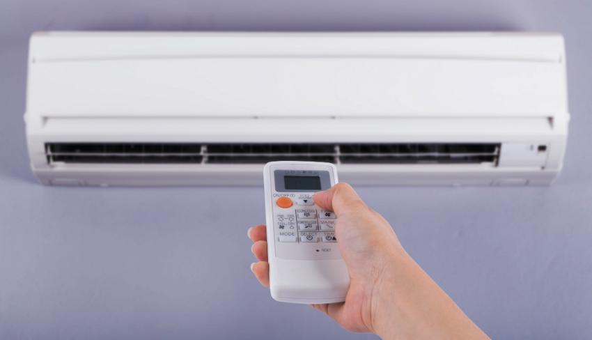 Klimatechnik wird auch in Privaträumen immer öfter eingesetzt