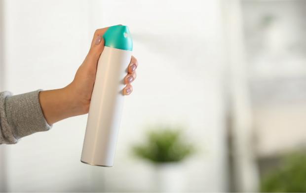 Ein Raumspray zum Erhalt von vermeindlich besserer Luft