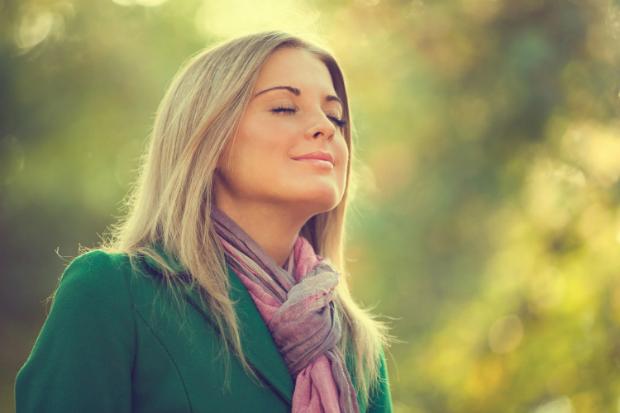 Saubere Luft ist eine Voraussetzung für das Wohlbefinden
