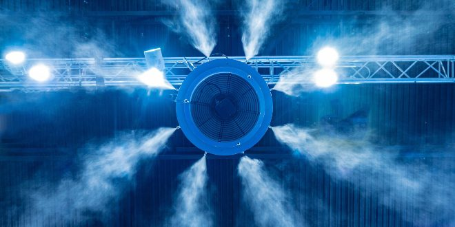 Industrieller Luftbfeuchter