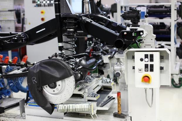 Technische Produktionsstätte