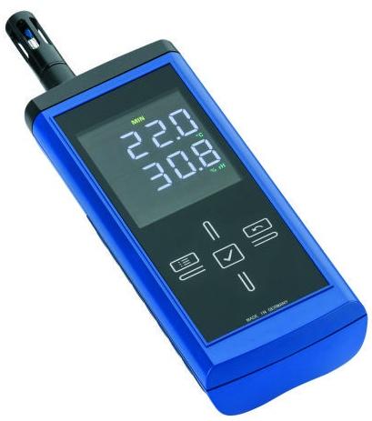 Elektronisches Handmessgerät 9007 - Identifizierung von Feuchteschäden