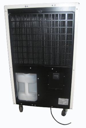 Bautrockner Dehumid BT - Luftentfeuchter mit Heißgasabtauung