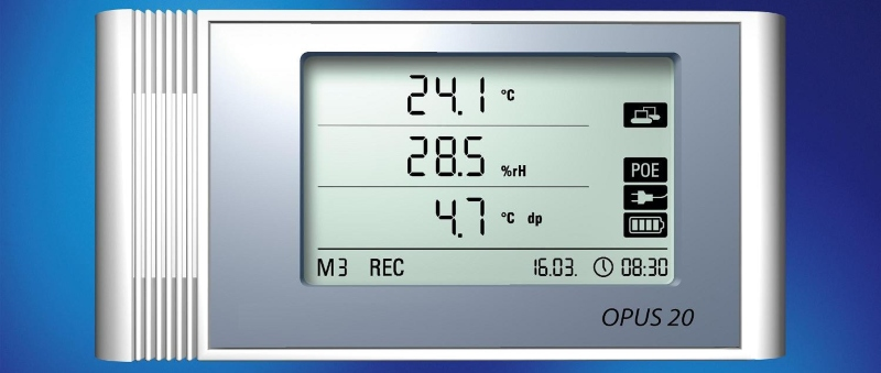 Thermo-Hygrograph OPUS 20