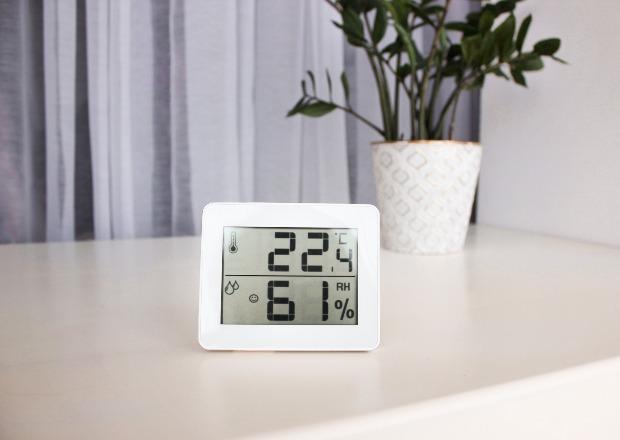 Hygrometer - Messgerät für Luftfeuchtigkeit