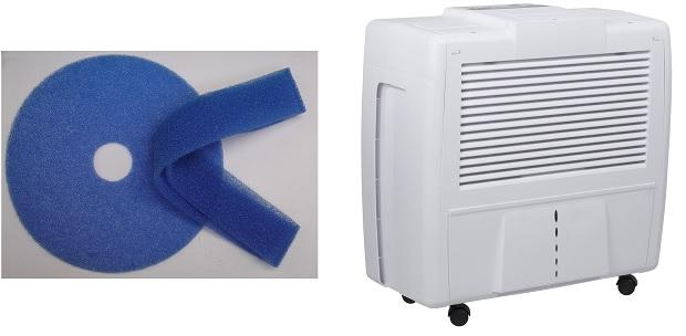 Verdunstfilterset B 280 - Luftbefeuchter Filter