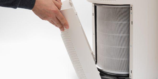Luftbefeuchter Filter Wechsel